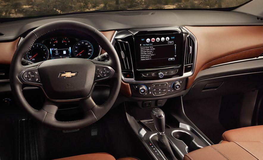 2018 Chevrolet Traverse - Slide 7