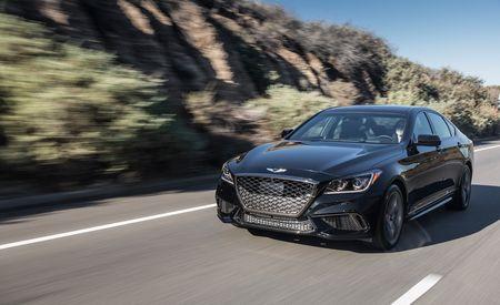 New Cars for 2018: Genesis – Car News