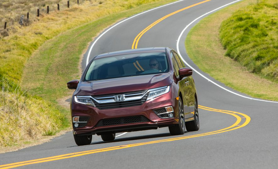 10 Things to Know about the 2018 Honda Odyssey - Slide 11