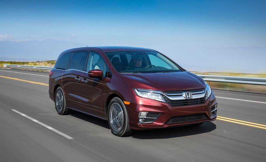 2018 Honda Odyssey - Slide 8