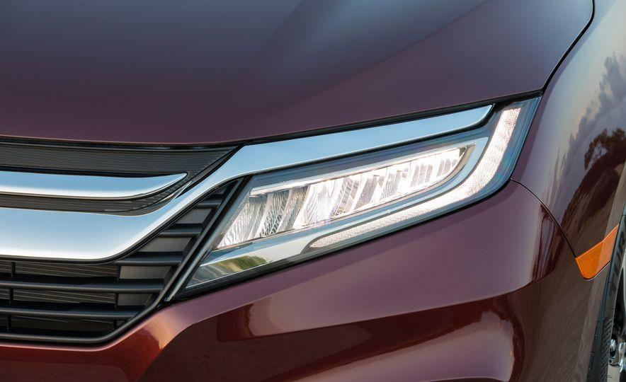 2018 Honda Odyssey - Slide 29