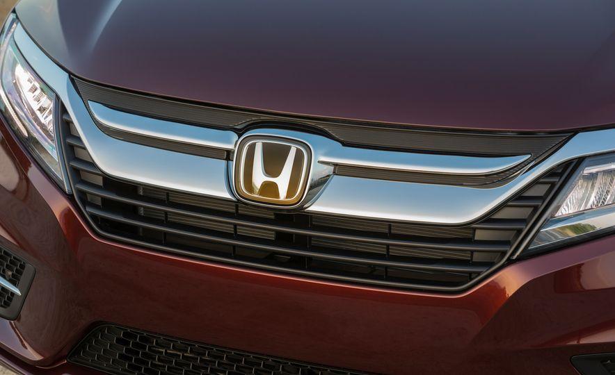 2018 Honda Odyssey - Slide 30
