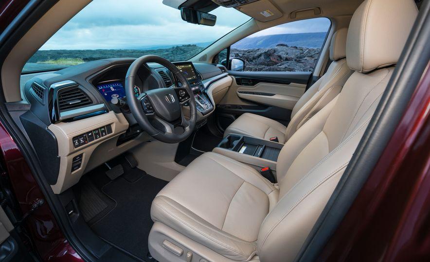 2018 Honda Odyssey - Slide 37
