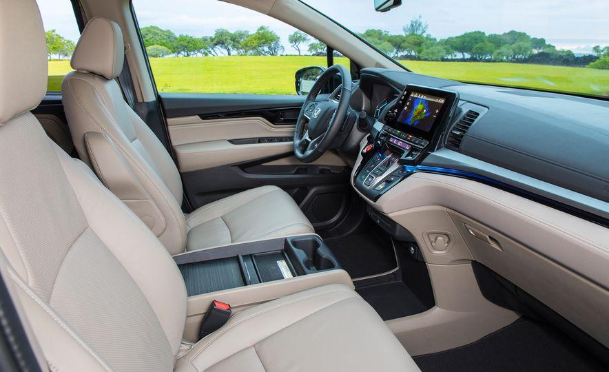 2018 Honda Odyssey - Slide 38