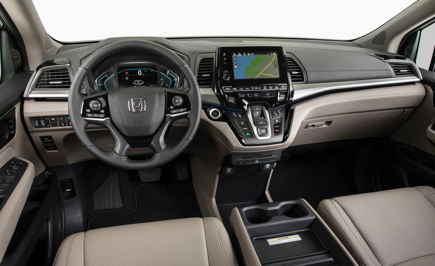 2018 Honda Odyssey - Slide 39