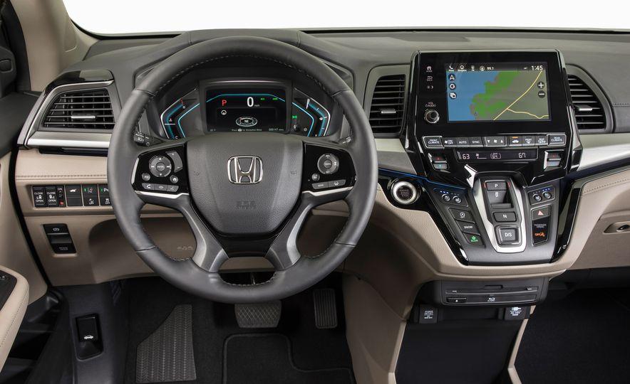 2018 Honda Odyssey - Slide 40