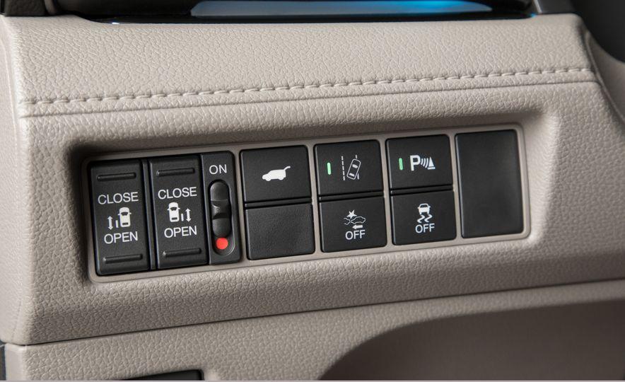 2018 Honda Odyssey - Slide 44