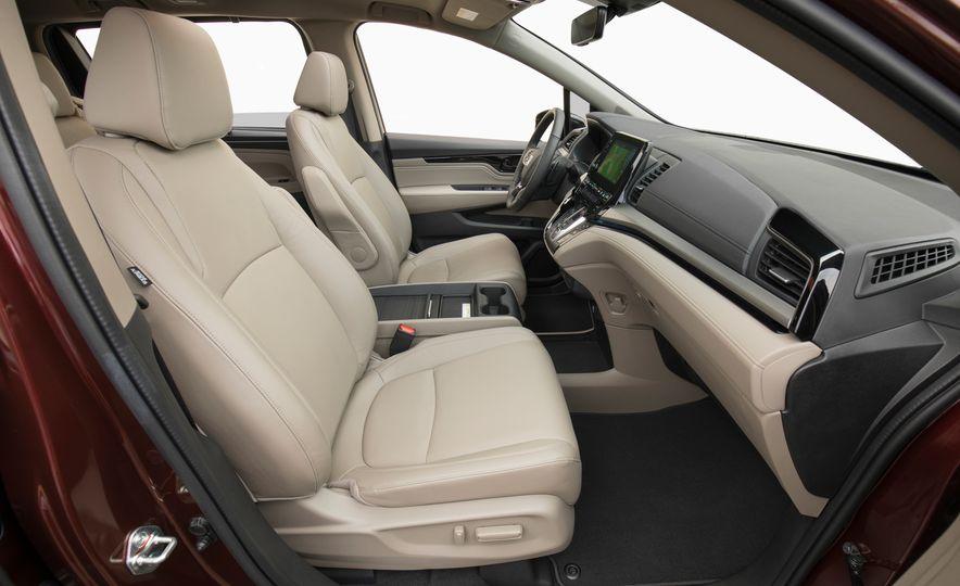 2018 Honda Odyssey - Slide 53