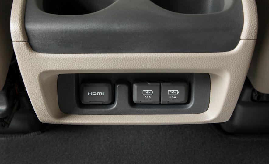 2018 Honda Odyssey - Slide 59