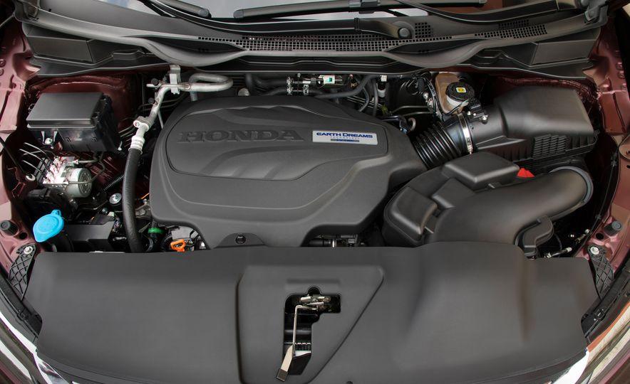 2018 Honda Odyssey - Slide 70
