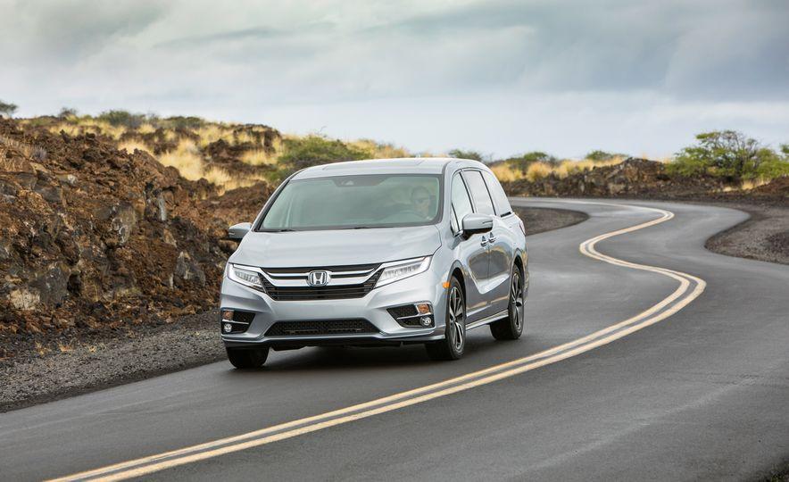 2018 Honda Odyssey - Slide 71
