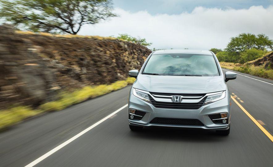 2018 Honda Odyssey - Slide 72