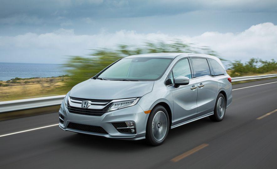 2018 Honda Odyssey - Slide 73