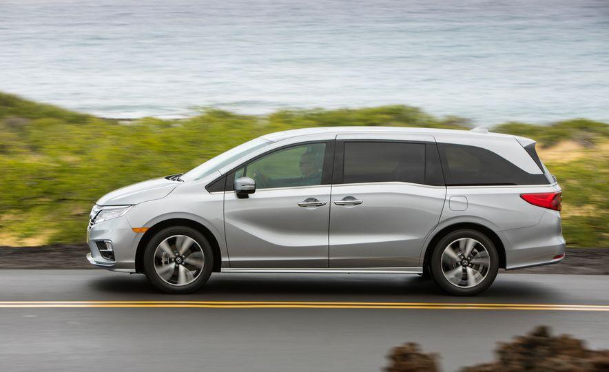 2018 Honda Odyssey - Slide 75