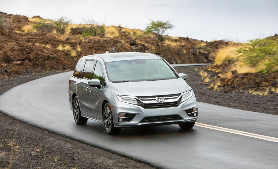 2018 Honda Odyssey - Slide 76