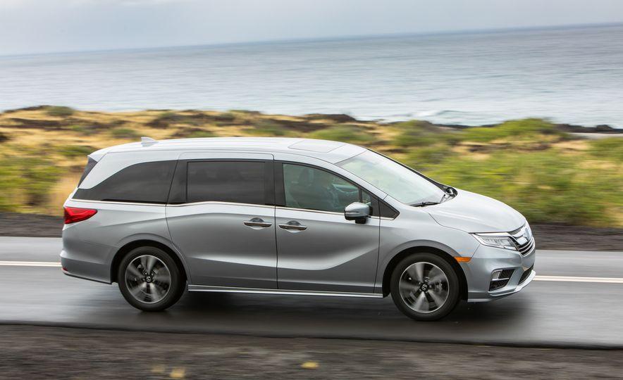 2018 Honda Odyssey - Slide 77