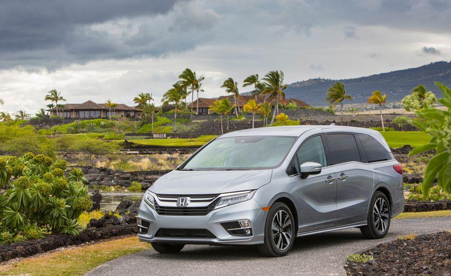 2018 Honda Odyssey - Slide 80