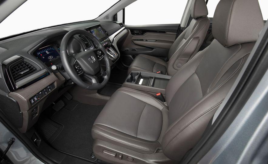 2018 Honda Odyssey - Slide 84