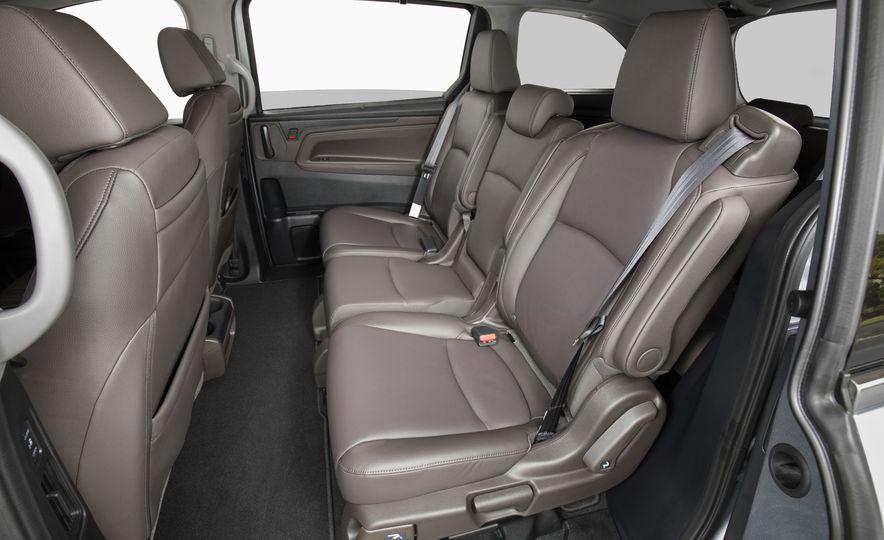 2018 Honda Odyssey - Slide 85