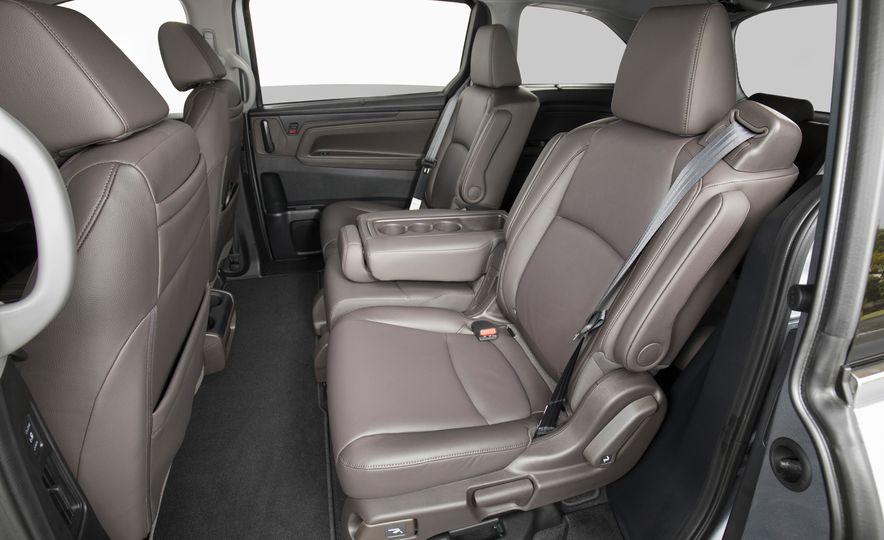 2018 Honda Odyssey - Slide 86