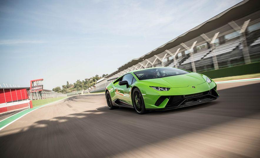 2018 Lamborghini Huracan Performante - Slide 1
