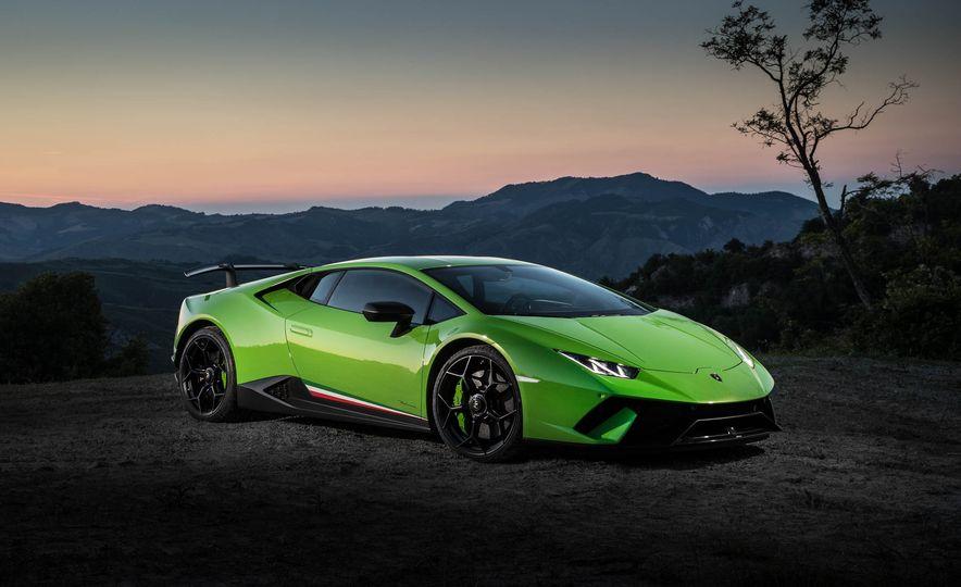 2018 Lamborghini Huracan Performante - Slide 6