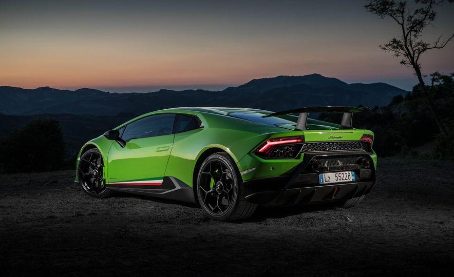 2018 Lamborghini Huracan Performante - Slide 7
