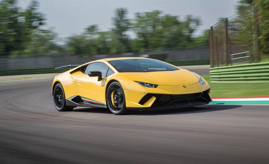 2018 Lamborghini Huracan Performante - Slide 9