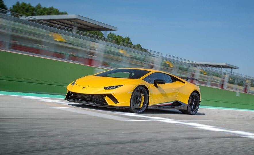 2018 Lamborghini Huracan Performante - Slide 11
