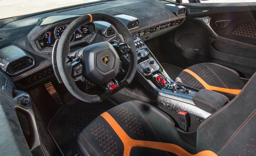 2018 Lamborghini Huracan Performante - Slide 31