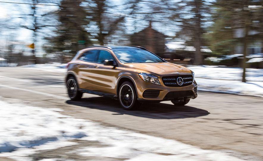 2018 Mercedes-Benz GLA250 - Slide 1