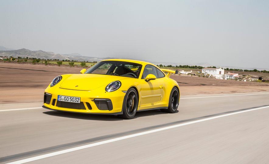 Porsche GT Boss Andreas Preuninger on the GT3, PDK vs. Manual, and His Love of Alcantara - Slide 9