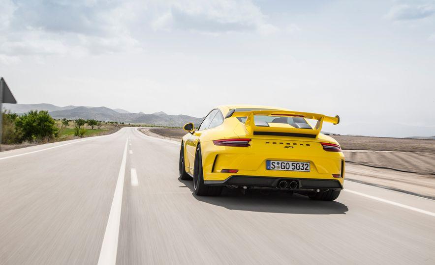 Porsche GT Boss Andreas Preuninger on the GT3, PDK vs. Manual, and His Love of Alcantara - Slide 11