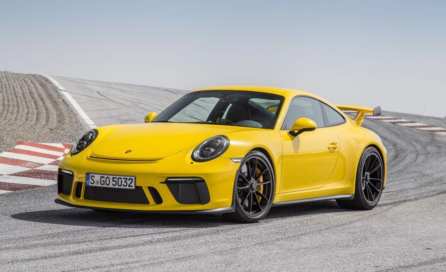 2018 Porsche 911 GT3 - Slide 4