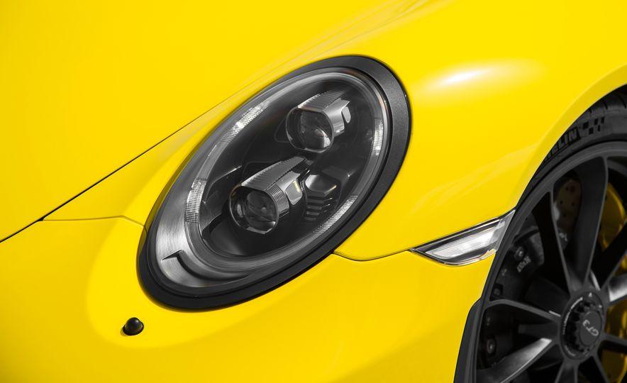 Porsche GT Boss Andreas Preuninger on the GT3, PDK vs. Manual, and His Love of Alcantara - Slide 12