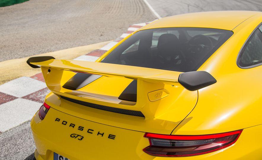 Porsche GT Boss Andreas Preuninger on the GT3, PDK vs. Manual, and His Love of Alcantara - Slide 13
