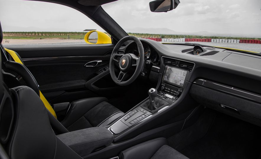 Porsche GT Boss Andreas Preuninger on the GT3, PDK vs. Manual, and His Love of Alcantara - Slide 16