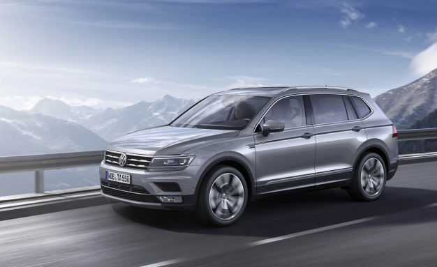 B Squad: Volkswagen Tiguan, Passat, and Beetle Welcome New Base Engine