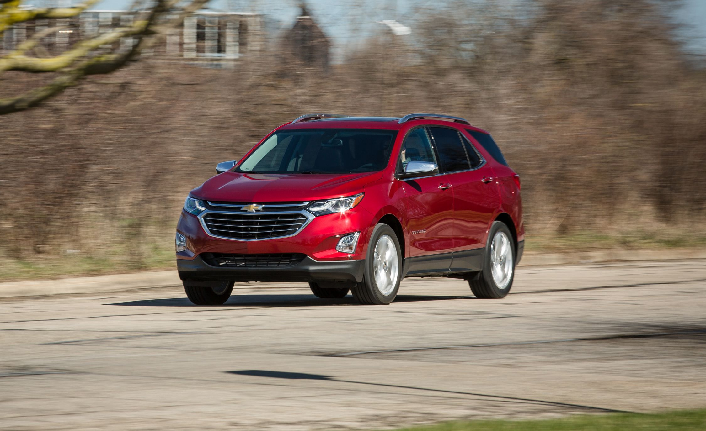2018 Chevrolet Equinox  InDepth Model Review  Car and Driver