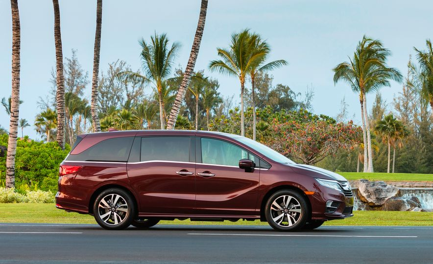 10 Things to Know about the 2018 Honda Odyssey - Slide 1