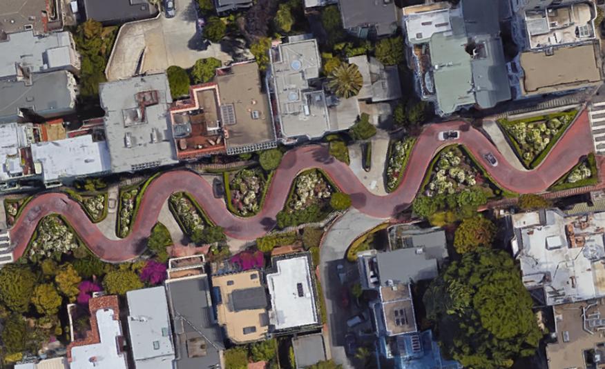 Wacky Ways: 7 of the World's Strangest Streets - Slide 6