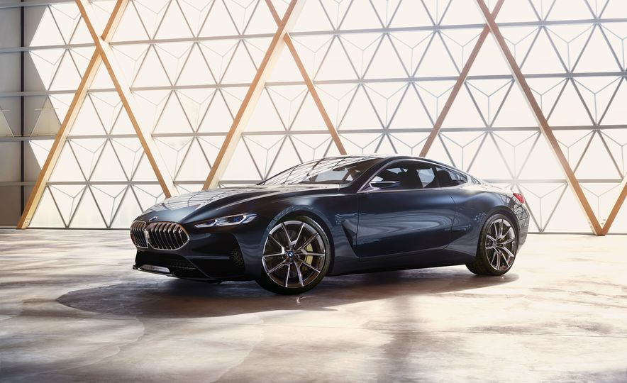BMW Concept 8-series - Slide 2