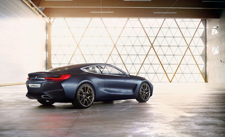 BMW Concept 8-series - Slide 3