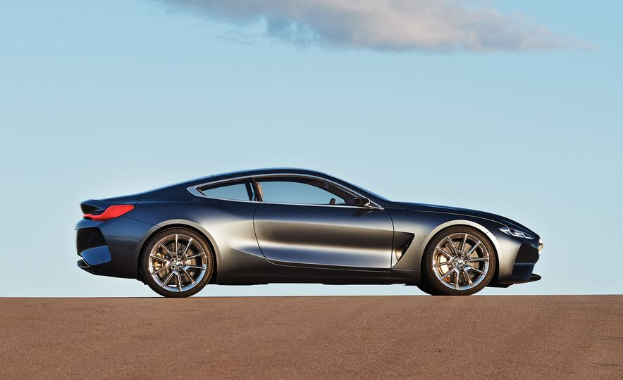 BMW Concept 8-series - Slide 4