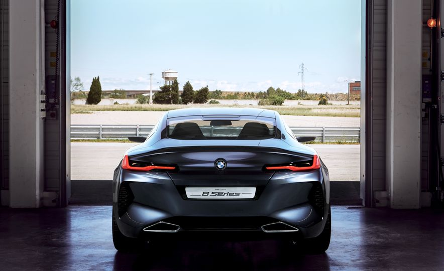 BMW Concept 8-series - Slide 7