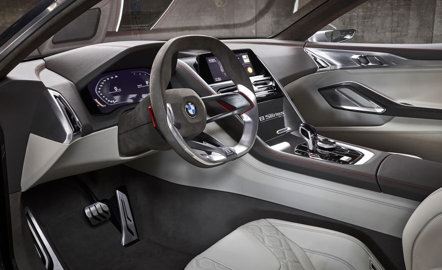 BMW Concept 8-series - Slide 10