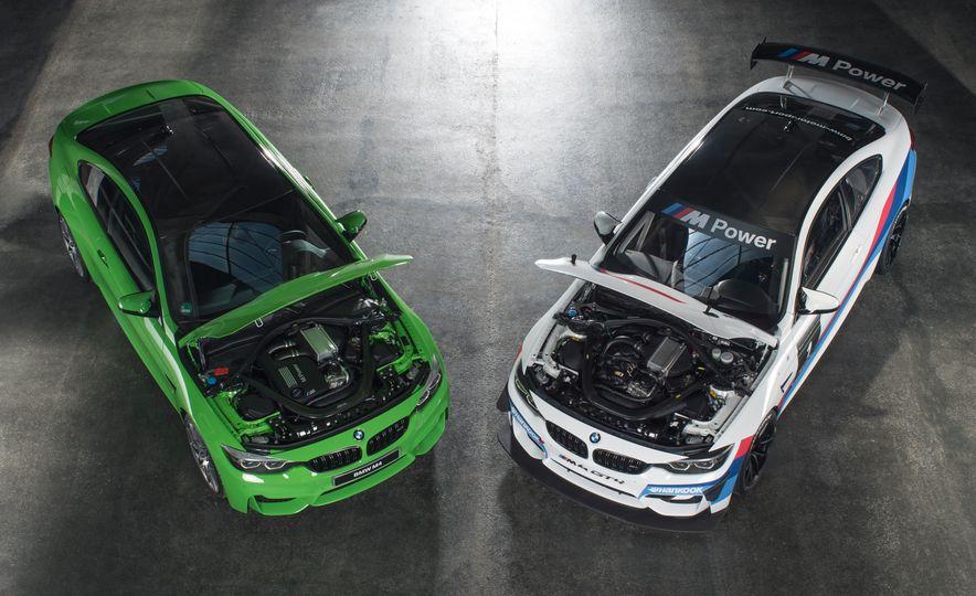 BMW M4 GT4 - Slide 1