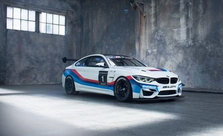 What's $190,000 Between Friends? BMW M4 GT4 Now Available For Order