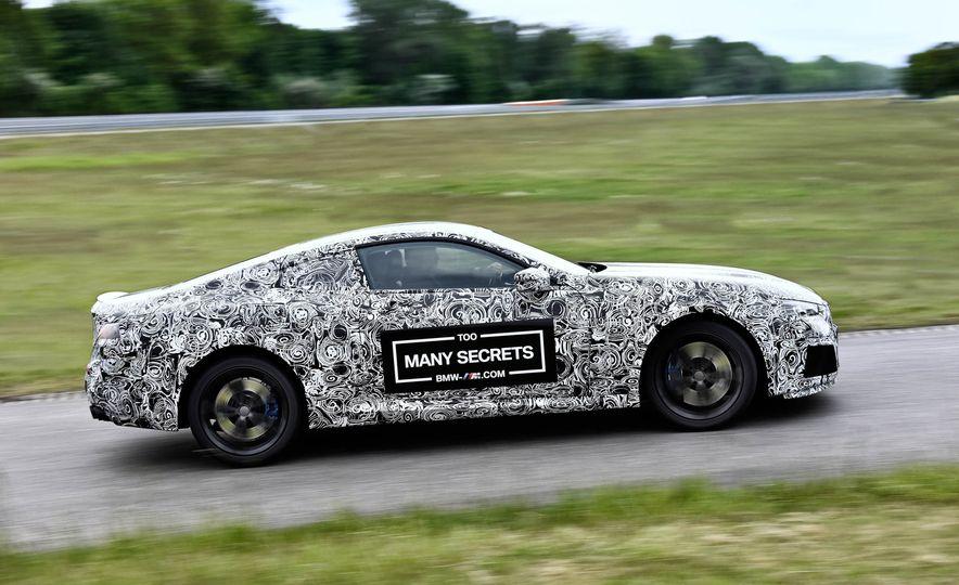 BMW M8 Villa d'Este concept - Slide 1