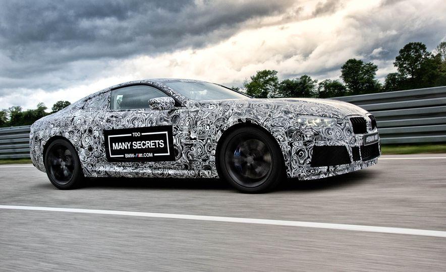 BMW M8 Villa d'Este concept - Slide 2
